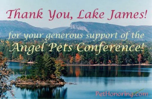 Lake James Angel Pets Support