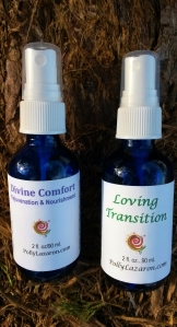 NRG Arts Divine Comfort & Loving Transition Aromatic Spritzers Angel Pets Conference Door Prize
