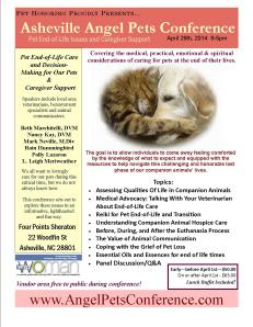 Ashesville Angel Pets flyer - Final 5