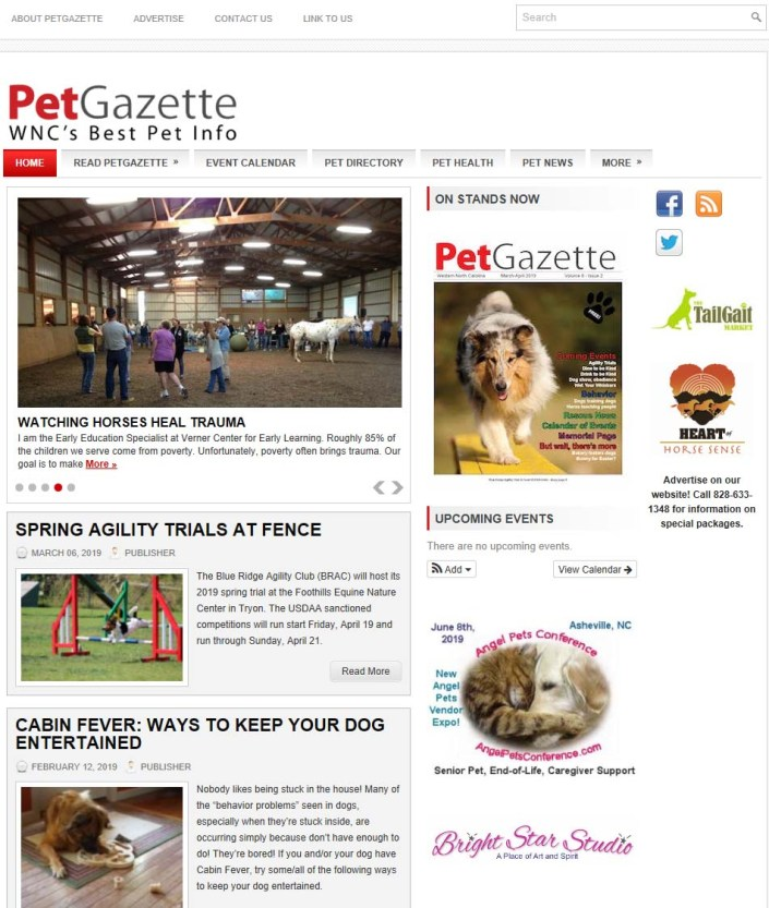 PetGazette Angel Pets