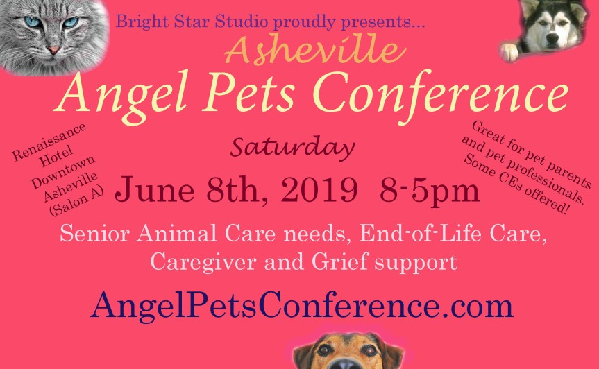 Angel Pets Conference Half