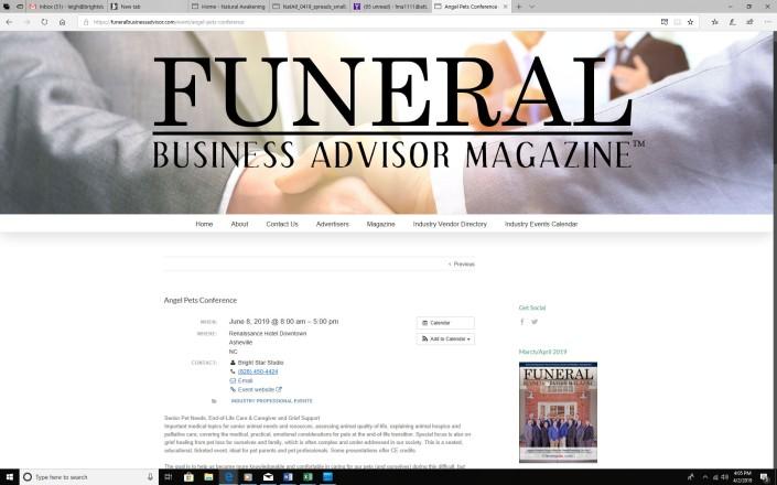 FuneralBusinessadvisor