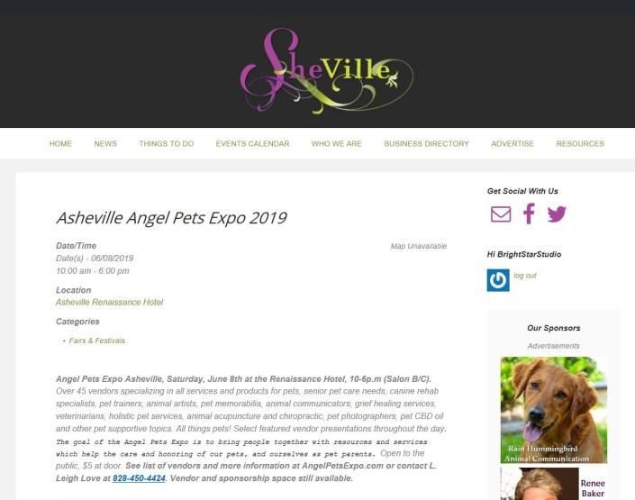 Sheville Expo