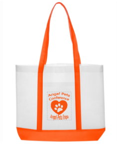 Angel Pets Tote bag