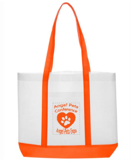 Angel Pets Tote bag