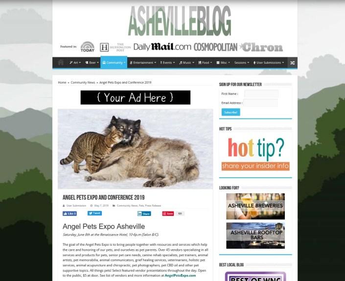 AshevilleBlogAngelPets