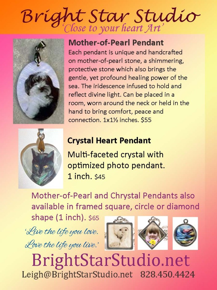 Bright star pet memorbilia Jewelry FINAL