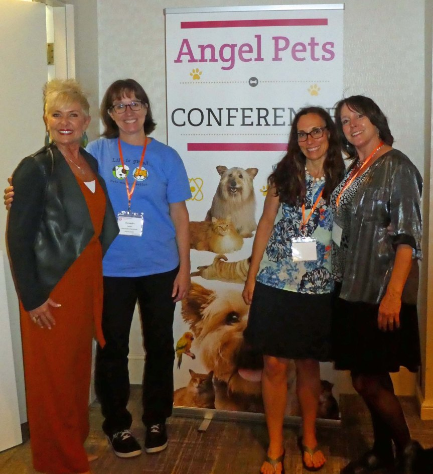 Angel Pets Conference 2019 Speakers and Leigh 2