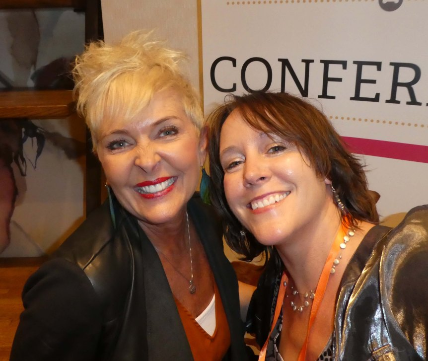 Coleen and Leigh Angel Pets Conference 2019