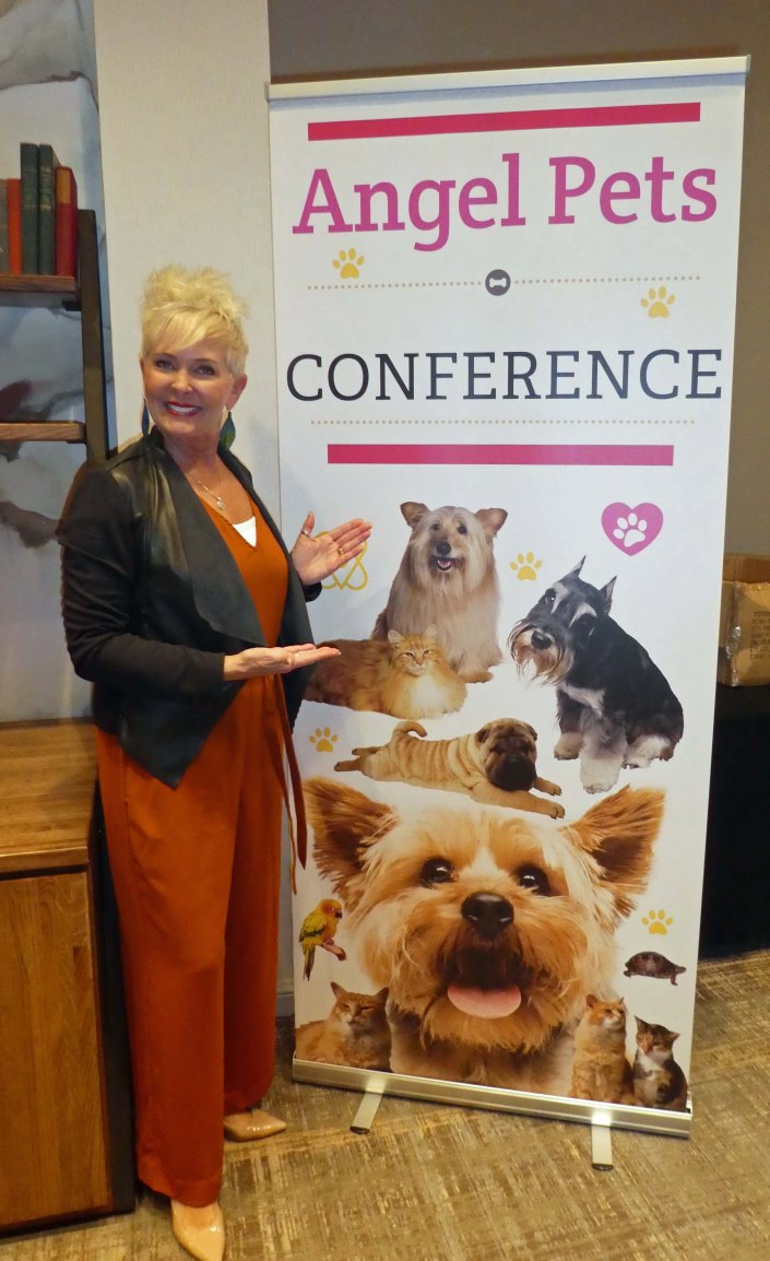 Coleen Ellis Angel Pets Conference 2019
