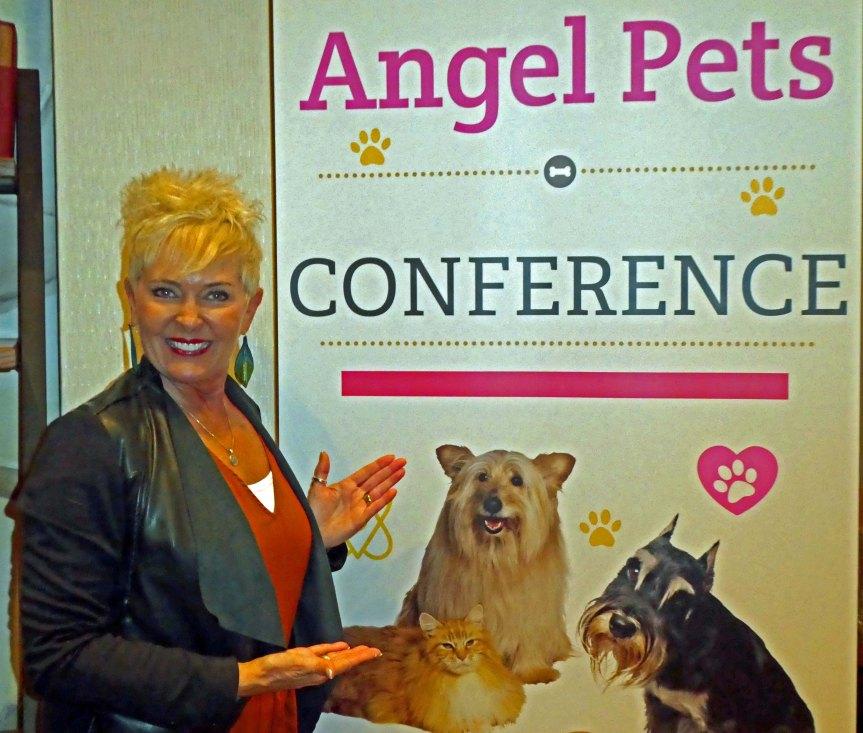 Coleen Ellis Angel Pets Conference 2019 3jpg