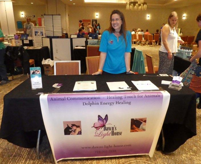 Dawn's Light House Angel Pets Expo