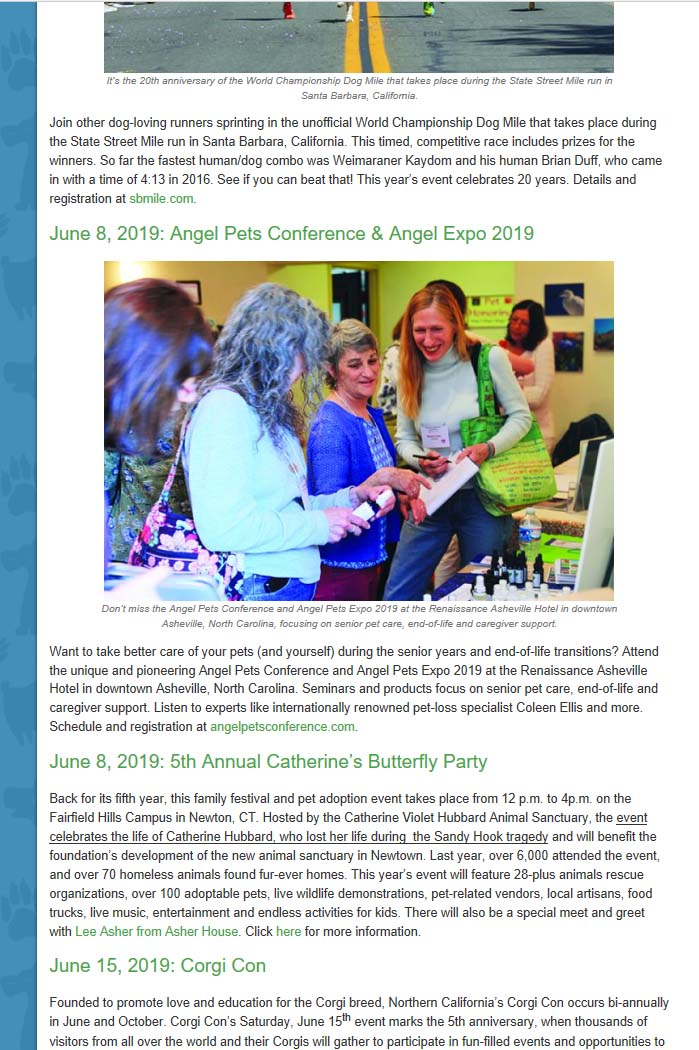 Dogster Angel Pets Expo and Conference 2019