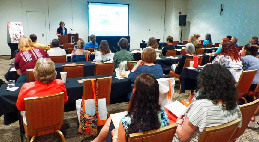 Dr Garner Angel Pets Conference 2019