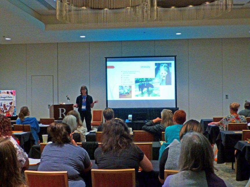 Dr. Garner Angel Pets Conference 2019