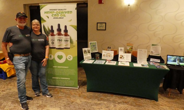 MyHempWorx Angel Pet Expo