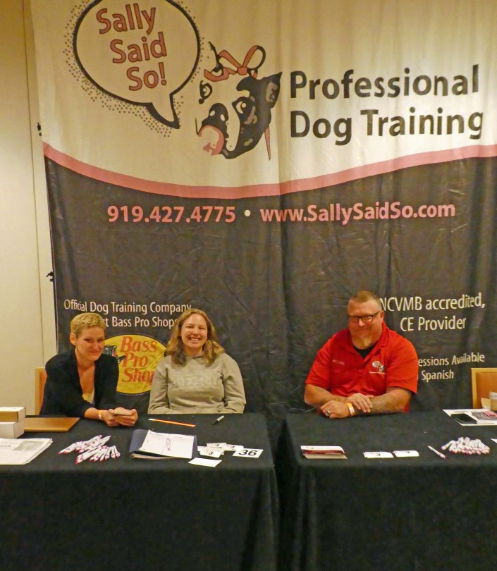 Sally Said So Angel Pets Expo 11